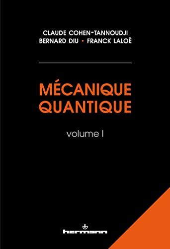 Mécanique quantique I t 1