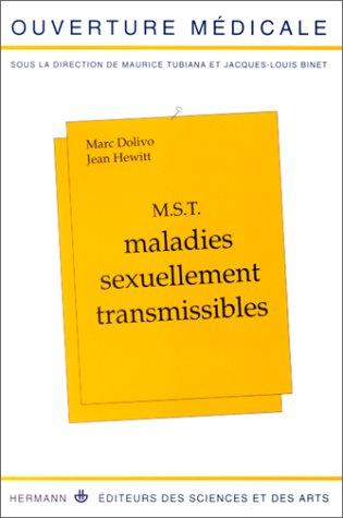 9782705661847: MST, maladies sexuellement transmissibles