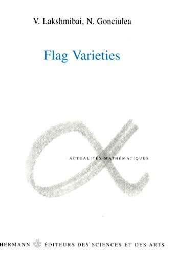9782705663896: Flag varieties (Travaux en cours)