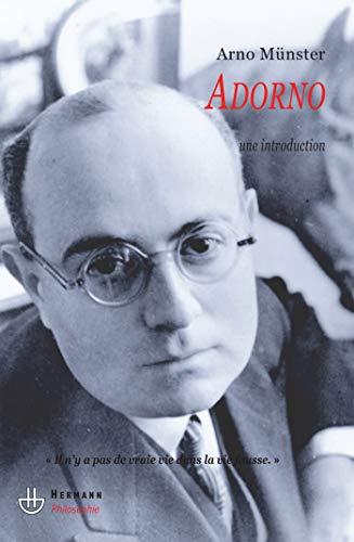 9782705668235: Adorno : Une introduction