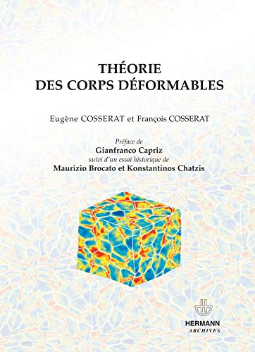 9782705669201: Th�orie des corps d�formables