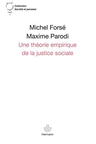 9782705669614: Une théorie empirique de la justice sociale