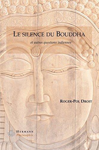 9782705669898: Les silences du Bouddha : Et autres questions indiennes