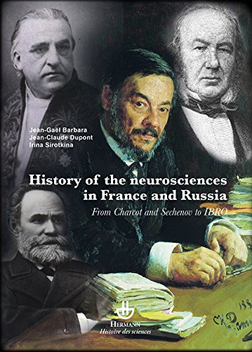 9782705682118: History of neurosciences in France and Russia