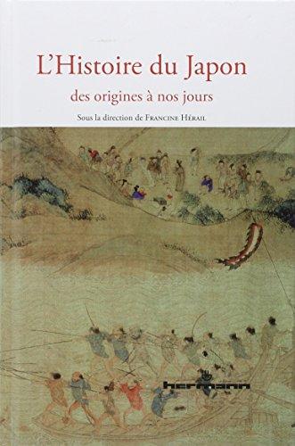 9782705684747: Histoire du Japon : Des origines à nos jours