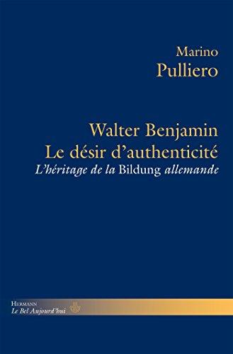 9782705686864: Le désire d'authenticité