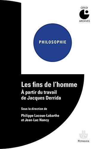 9782705687519: Fins De Lhomme Les