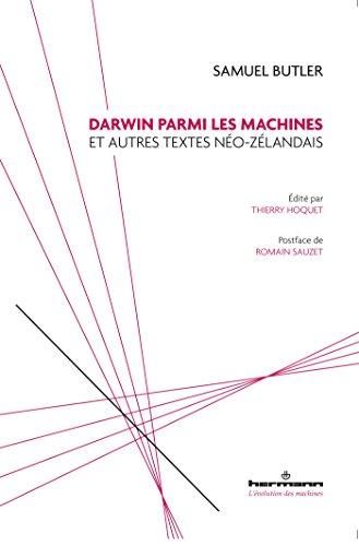 9782705689605: Samuel Butler : Darwin parmi les machines