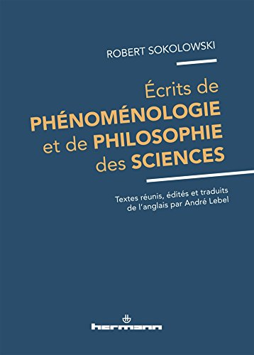 9782705691387: Ecrits de phénoménologie et de philosophie des sciences