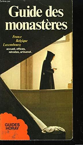 9782705800468: Guide des monastères