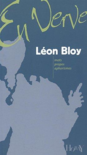 9782705804695: Léon Bloy en verve