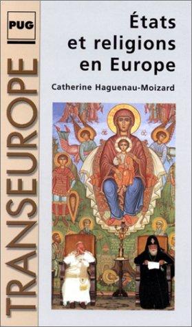 9782706108853: État et religions en Europe (Transeurope)
