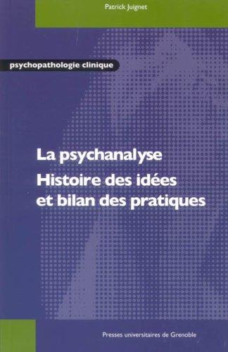 9782706113215: La psychanalyse (French Edition)