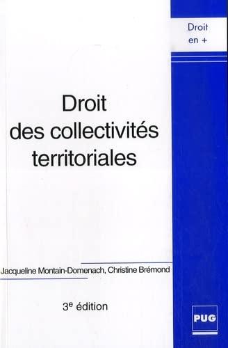 9782706114090: Droit des collectivités territoriales