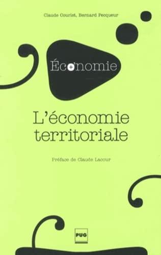 9782706118289: L' économie territoriale (2e édition)
