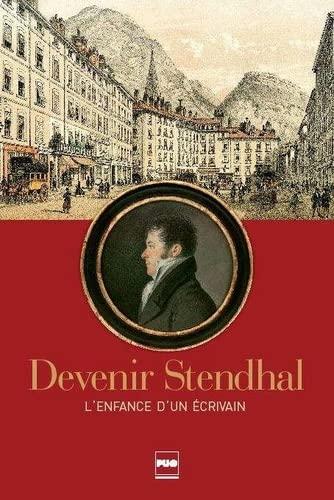 9782706118517: Devenir Stendhal