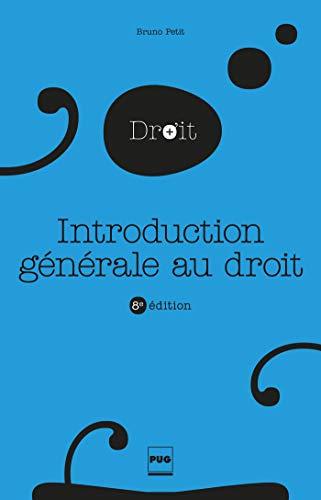 9782706124020: Introduction g�n�rale au droit