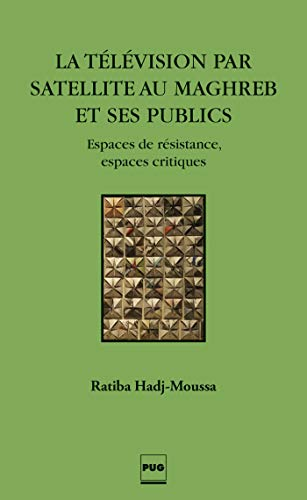 9782706124266: La t�l�vision par satellite au Maghreb et ses publics - Espaces de r�sistance, espaces critiques