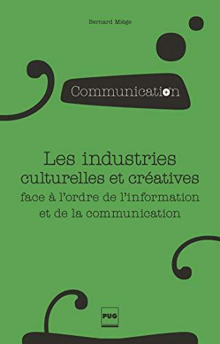 9782706126437: Les industries culturelles et créatives