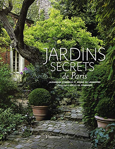 9782706600975: Jardins secrets de Paris