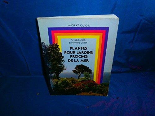 9782706601101: Plantes pour jardins proches de la mer illustrations en noir et en couleur (Titres Inactifs)