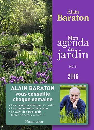 9782706601132: Mon agenda du jardin