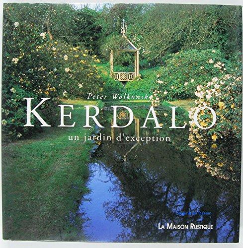 9782706608315: Kerdalo : un jardin d'exception