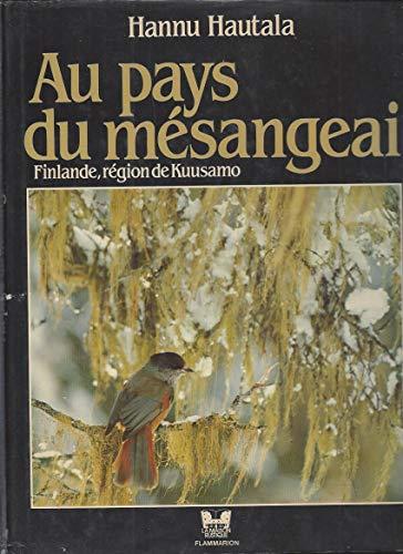 9782706609145: Au Pays du Mesangeai