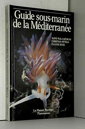 9782706609176: Guide sous-marin de la M�diterran�e