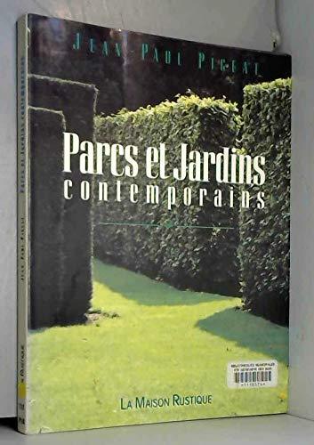 9782706612220: Parcs et jardins contemporains - AbeBooks ...