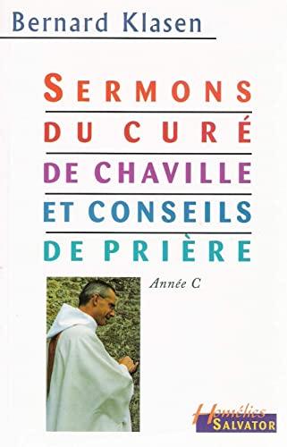 9782706702563: Sermons du cure de chaville et conseils de priere (French Edition)