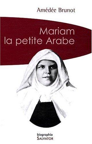 9782706706684: Mariam, la petite arabe. poche 2009