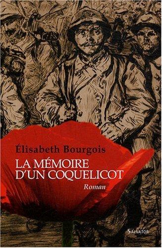 9782706706851: La Mémoire d un coquelicot