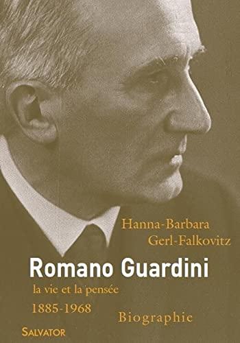 9782706707476: Romano Guardini (1885-1968) : Sa vie et son oeuvre