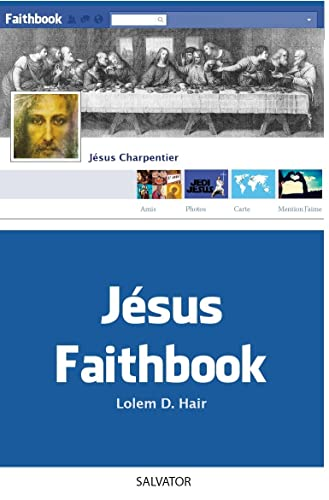 9782706708985: Jésus Faithbook