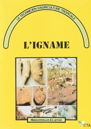 L'Igname: L. Degras