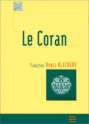9782706813931: Le coran