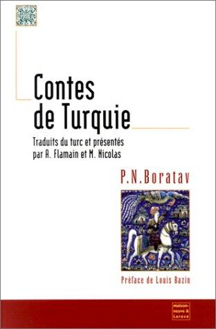 9782706816161: Contes de turquie