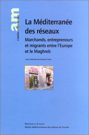 La Méditerranée des réseaux. : Marchands, entrepreneurs