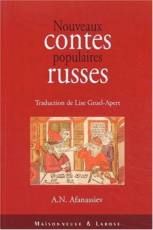 9782706816918: Nouveaux contes populaires russes