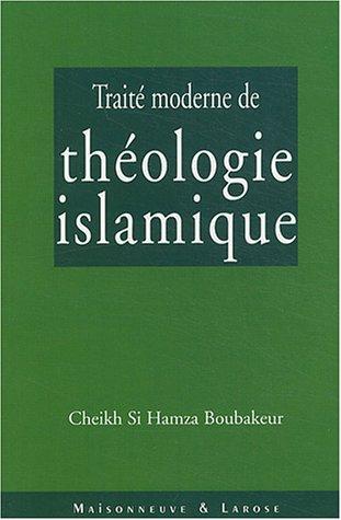 9782706817540: Traité moderne de théologie islamique