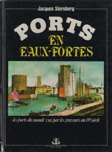 9782707000224: Ports en eaux-fortes
