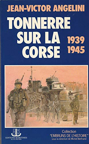 9782707000750: Tonnerre sur la Corse