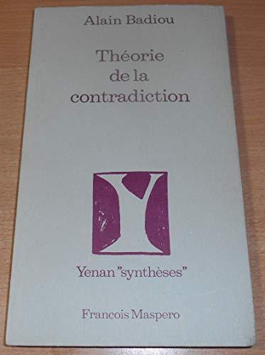 Théorie de la contradiction [Nov 13, 1975] Badiou, A.