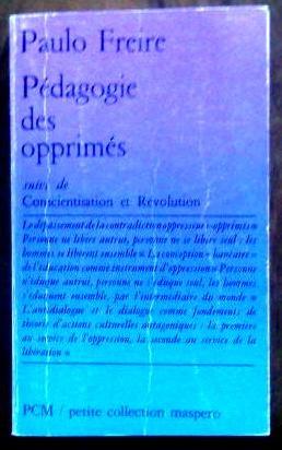9782707109132: Pédagogie des opprimés