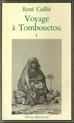 9782707111227: Voyage a Tombouctou tome 1