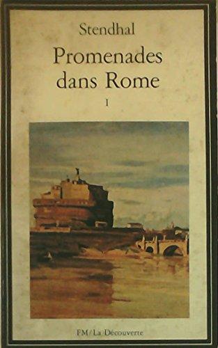 9782707111562: Promenades dans Rome (Tome 1)