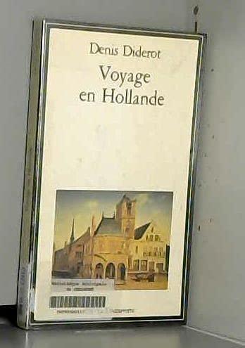 Voyage en Hollande (La Decouverte) (French Edition): Diderot, Denis