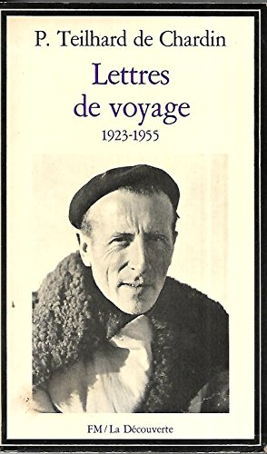 9782707113160: Lettres de voyage : 1923-1955 (Découverte Poche)