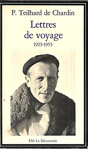 9782707113160: Lettres de voyage, 1923-1955